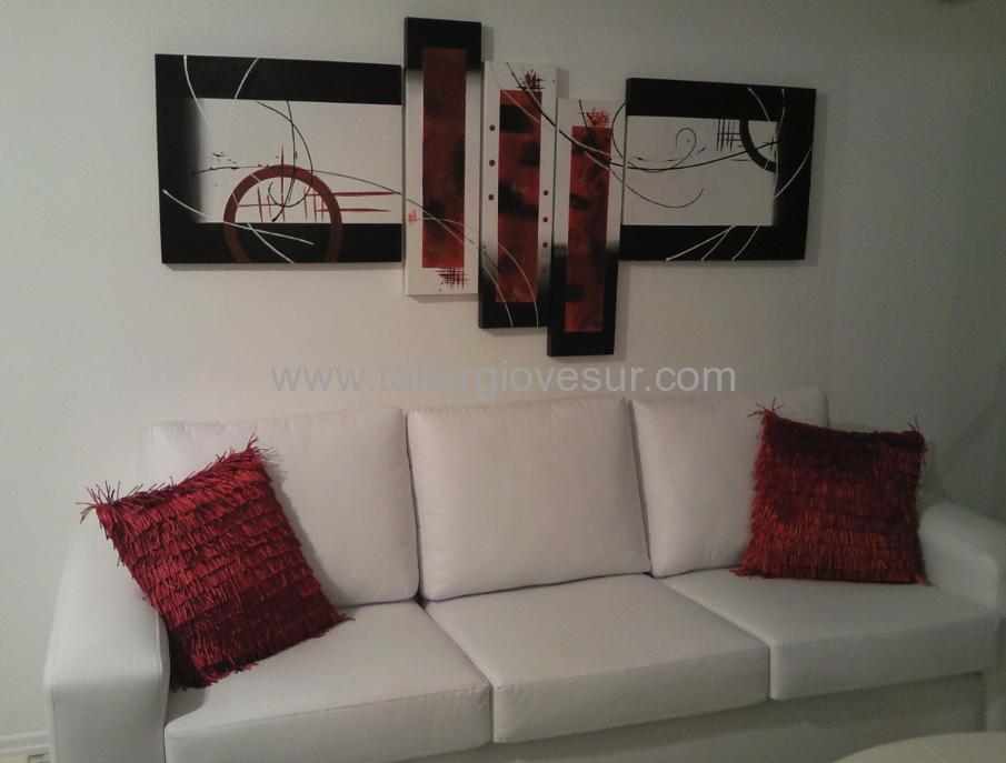 Taller giovesur cuadros modernos uruguay page 32 - Cuadros clasicos para salon ...
