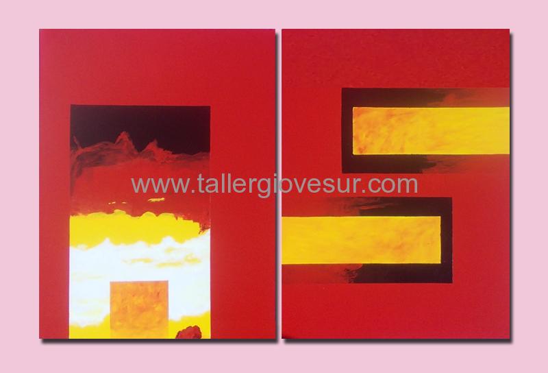 cuadros modernos uruguay de taller giovesur